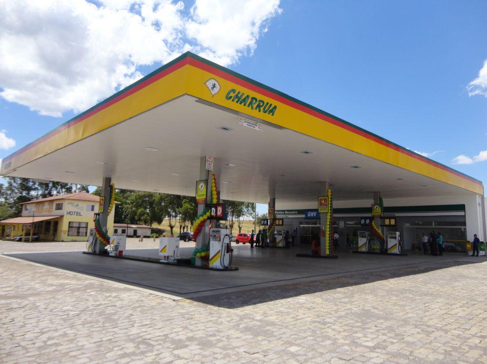 Charrua inaugura posto GNV em Soledade