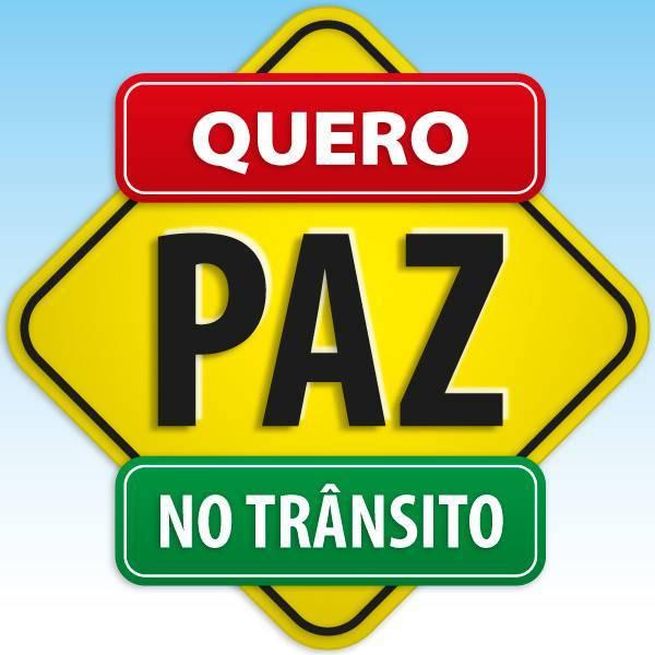 Campanha Quero Paz no Trânsito