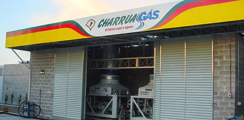 Conheça a Charrua Gás