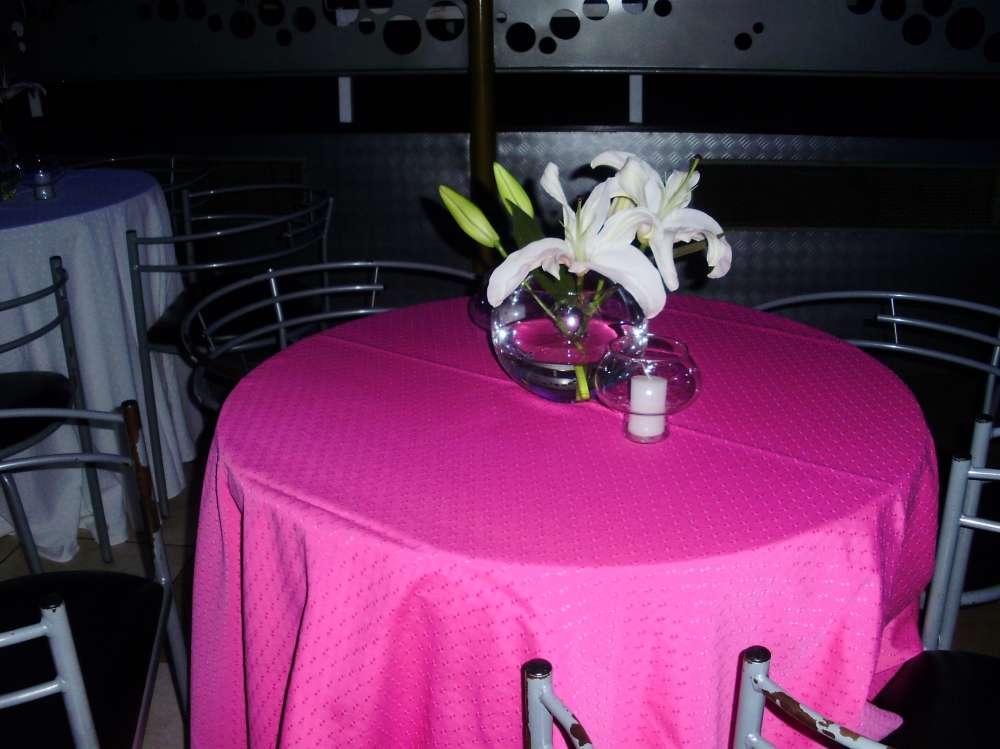 Galeria de Fotos - Aniversários - 15 ANOS THAINA - 08/10/2011