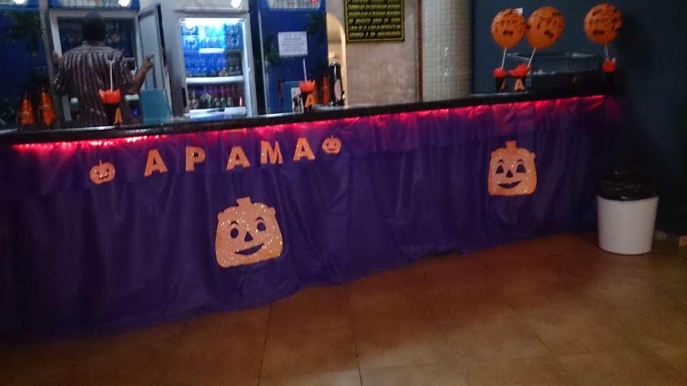 Galeria de Fotos - FESTAS DIVERSAS - Festa Halloween APAMA - 31/10/2015
