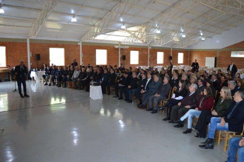 Lançamento Obras Subestação Marau 2 alta