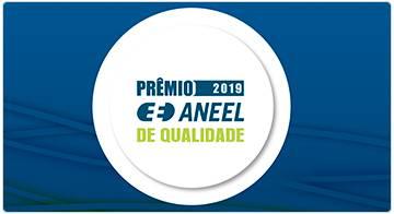Novo selo do prêmio Aneel