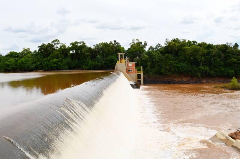 Usina José Barasuol – 14 MW – gerando energia desde 2003
