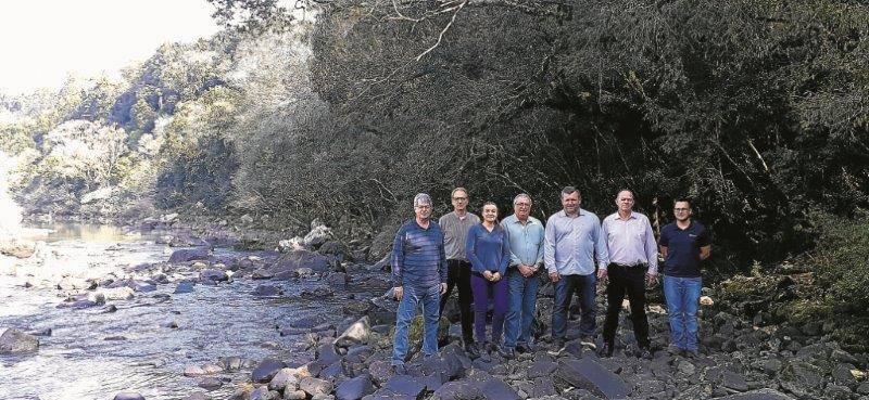 Quinta hidrelétrica da Certel será construída entre Pouso Novo e Coqueiro Baixo