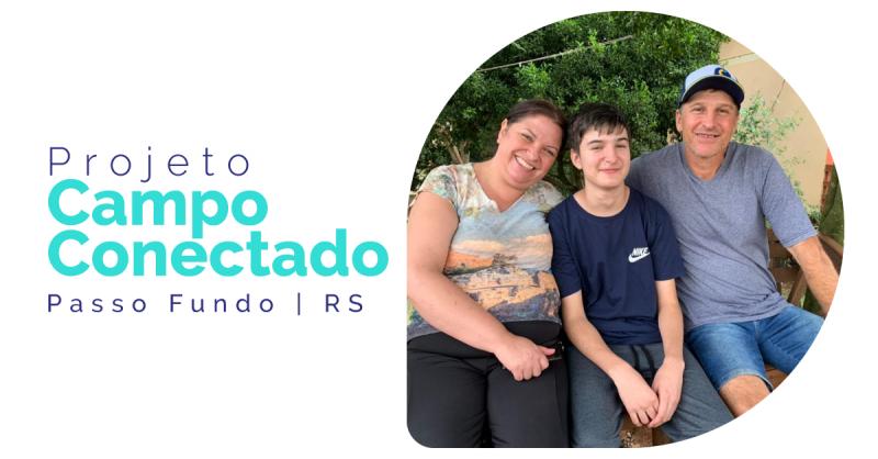 Família de Élói Polo primeira beneficiada em Passo Fundo/RS