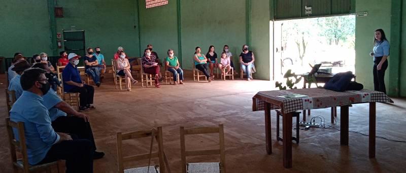 Creral chega com internet na comunidade São Roque, em Nonoai/RS