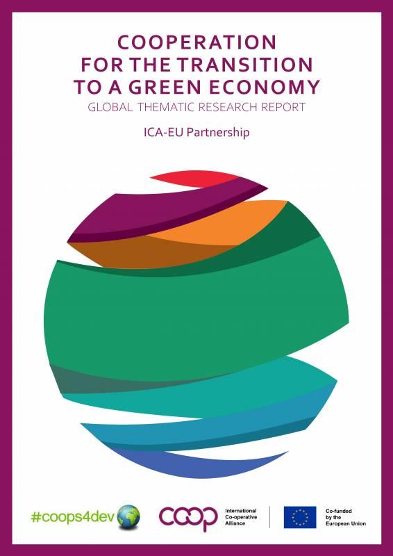 """ACI - Selo da """"cooperação para transição para uma economia verde"""""""
