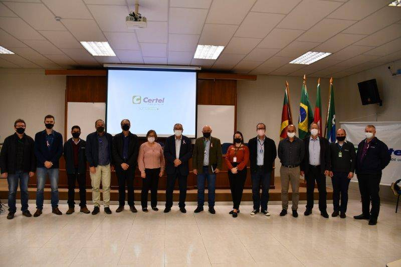 Representantes das cinco entidades sinalizaram apoio ao projeto