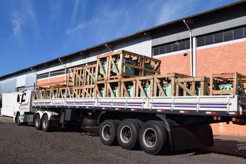 Equipamentos serão utilizados para regularização do nível de tensão e aumento de carga nas propriedades